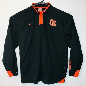 Nike Oregon State Beavers Windbreaker Jacket M